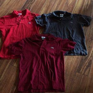 Lascoste Polo shirt size 3 like new
